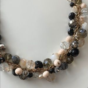 Aldo Beaded Necklace